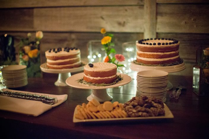 Handsome Hollow- early bird cookery- dessert table