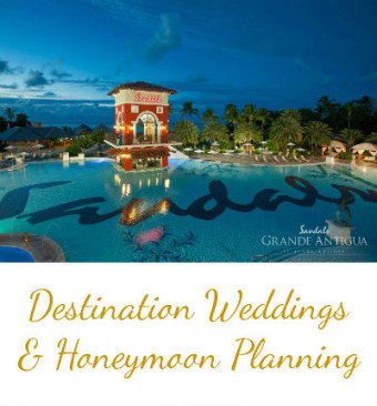 Hudson Valley Wedding Planner - Sandals Destination Weddings and Honeymoon Planning