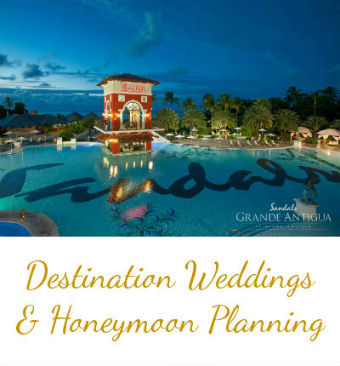 Sandals Destination Weddings and Honeymoon Planning Elite Weddings