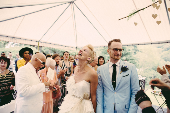 Matt & Heather - menla mountain retreat wedding
