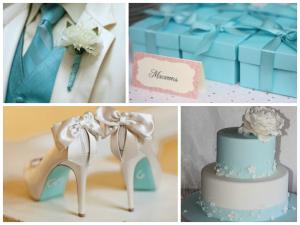 Tiffany Blue Wedding | Elite Wedding Planning