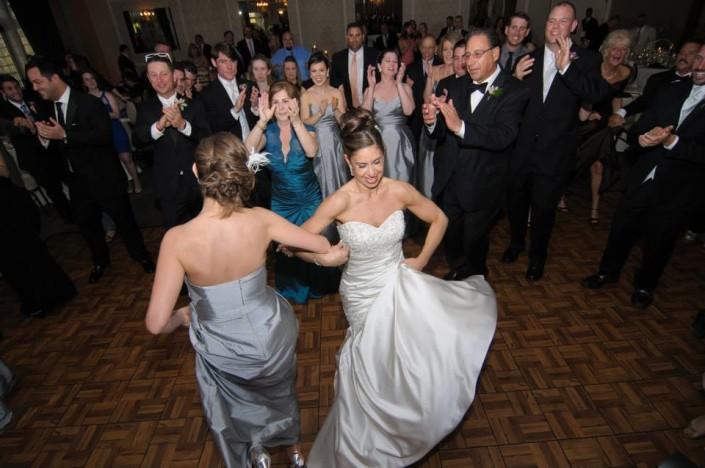 Horah dance Jewish Wedding tradition