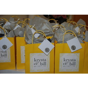 gift bags for wedding party