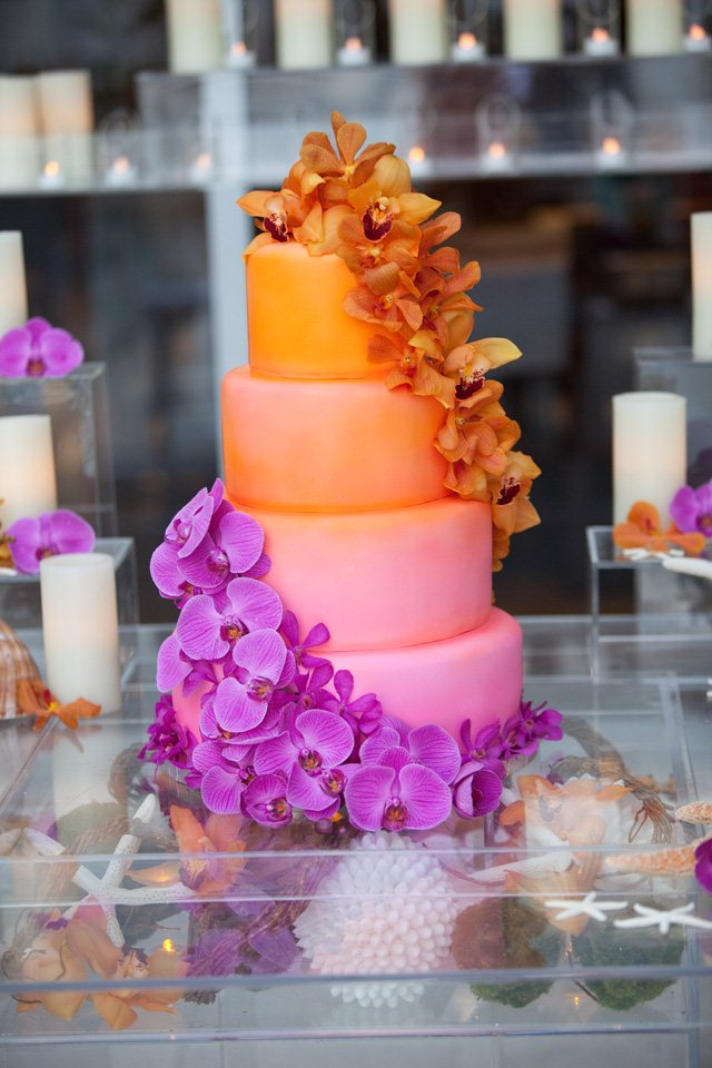 orange and purple wedding cake ideas 5 unique wedding color palettes elite wedding planning 18038