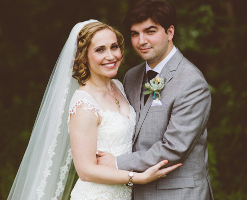 Jennifer and Chris Kaaterskill Wedding