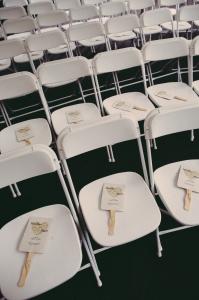 ceremony set up menla