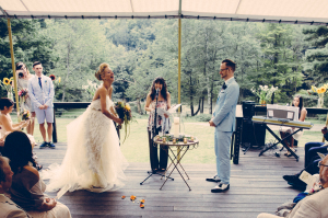 wedding ceremony menla