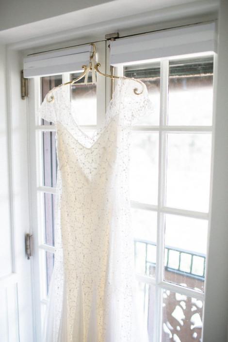 2015 BHLDN wedding gown