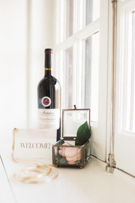 Brotherhood Winery wine