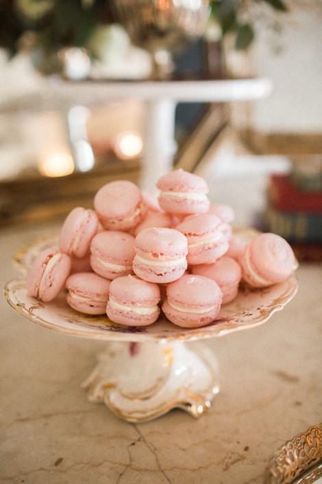 macaroons - blush