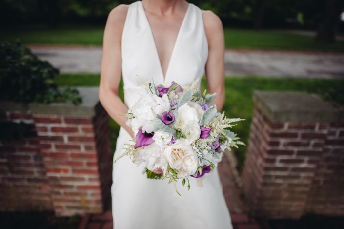 Boscobel - wedding bouquet