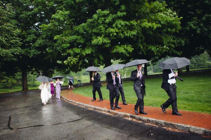 Boscobel - groomsmen