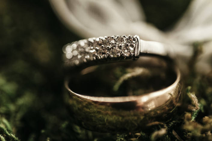 weddding rings - Elm Rock Inn