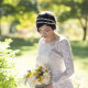 Bride - Tralee Farm wedding