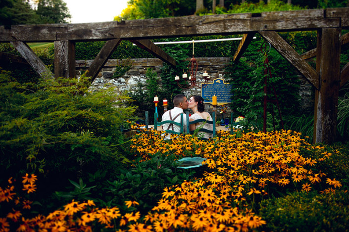 tablescaping - hudson valley wedding