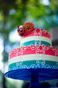 wedding cake - hudson valley wedding shoot