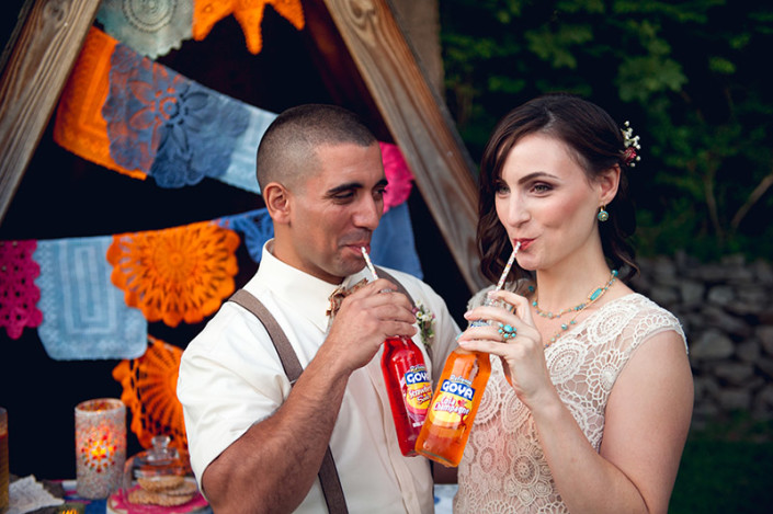 goya wedding soda