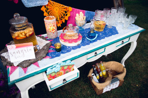 Sangria table