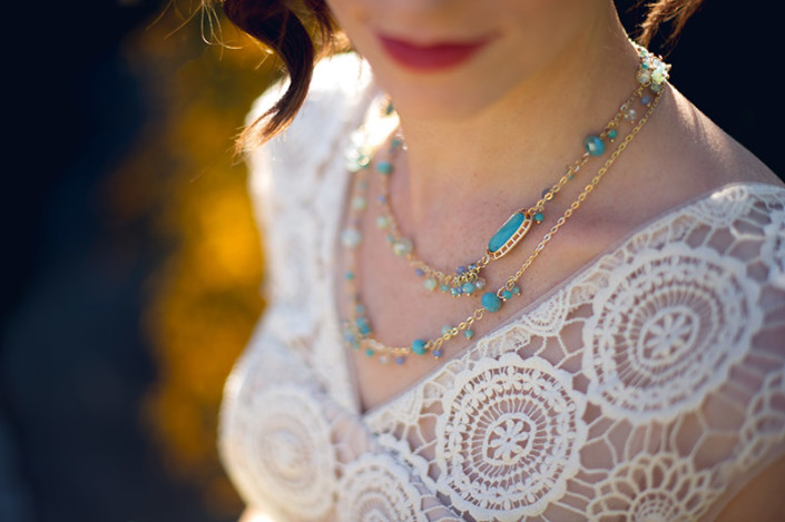 bridal jewelry - hudson valley wedding
