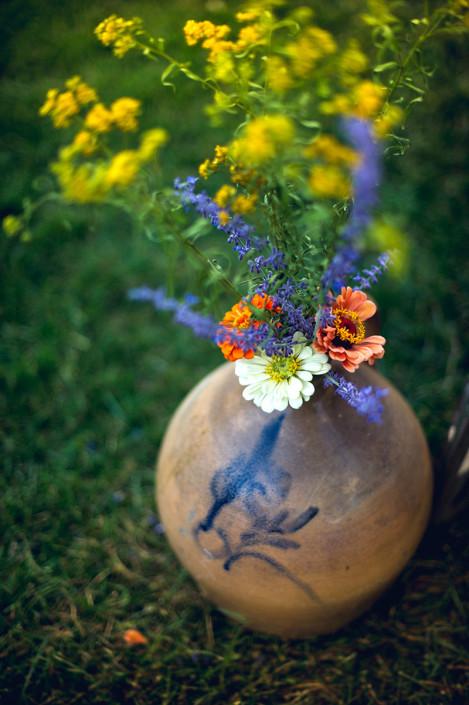 rustic floral - hudson valley wedding shoot