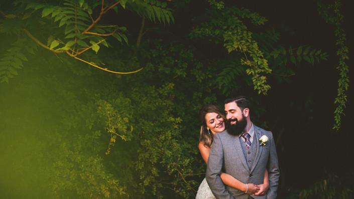 bride and groom - Mount Gulian