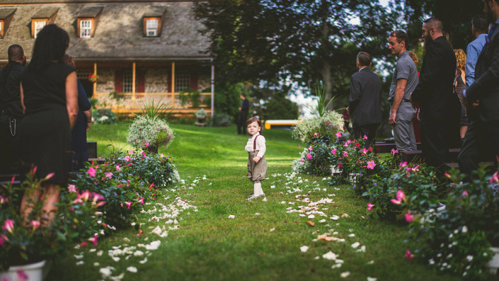 Ring Bearer - Mount Gulian