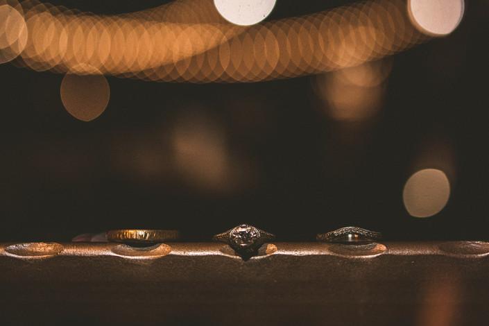 rings - hudson valley wedding