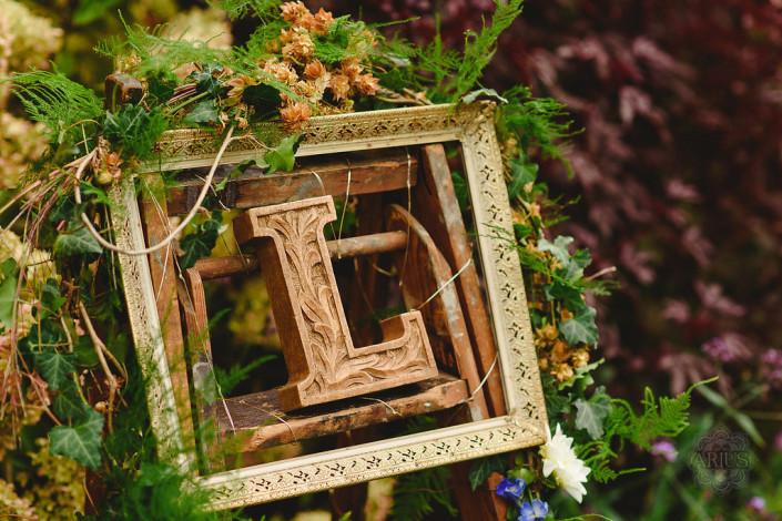 Oak Hill Wedding - Decor