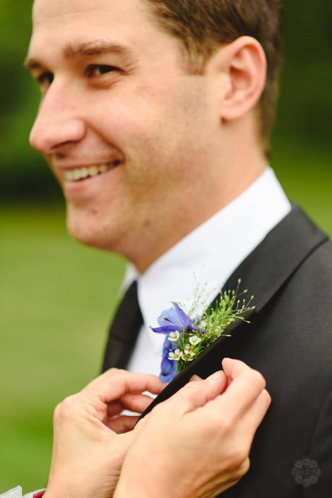 groom - oak hill wedding