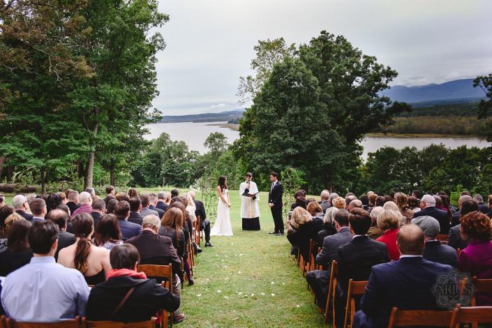 hudson valley wedding at oak hill