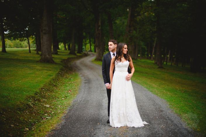 Kait and Shaun oak hill wedding