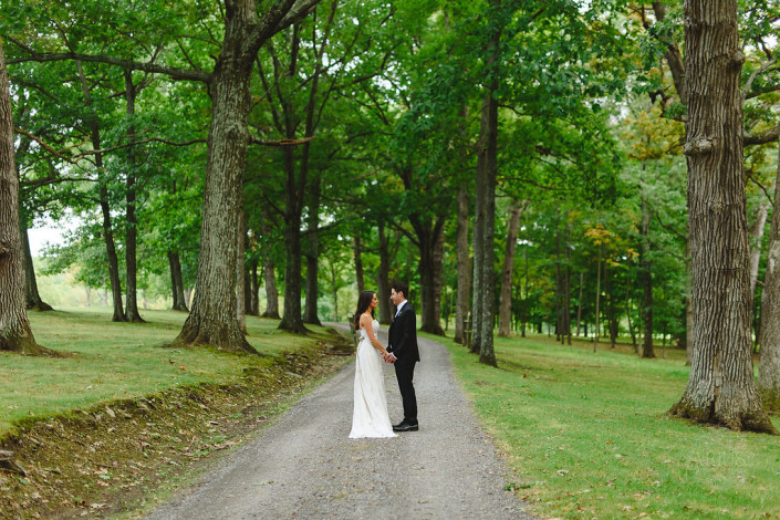 formal photos - oak hill wedding