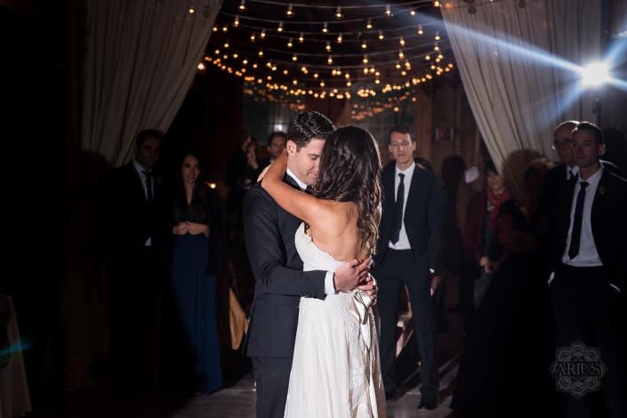 First dance - oak hill wedding