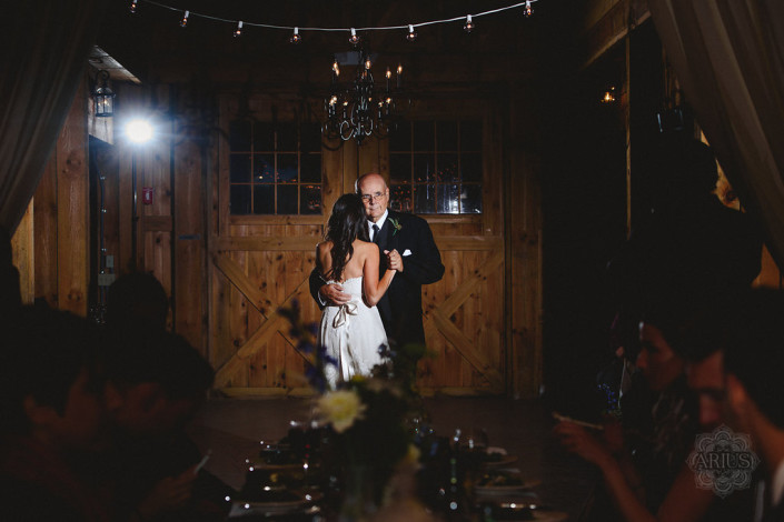 father daughter dance - oak hill, hudson, ny