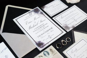 invitations - nye wedding roundhouse beacon ny