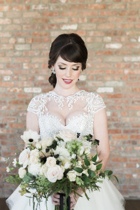 pantone color of the year greenery - wedding roundhouse