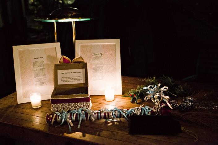 wedding traditions - Hudson NY Wedding