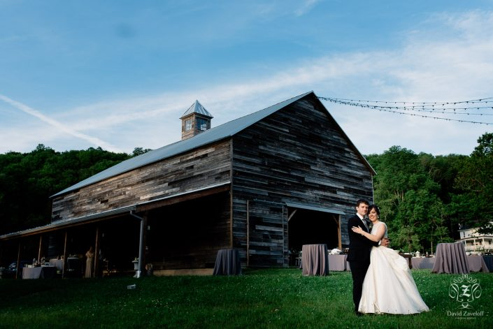 barn and farm wedding venues