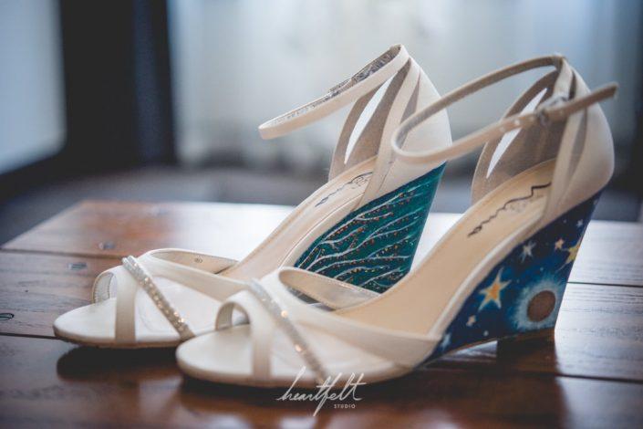 wedding shoes NYC wedding