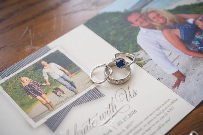 rings - NYC wedding