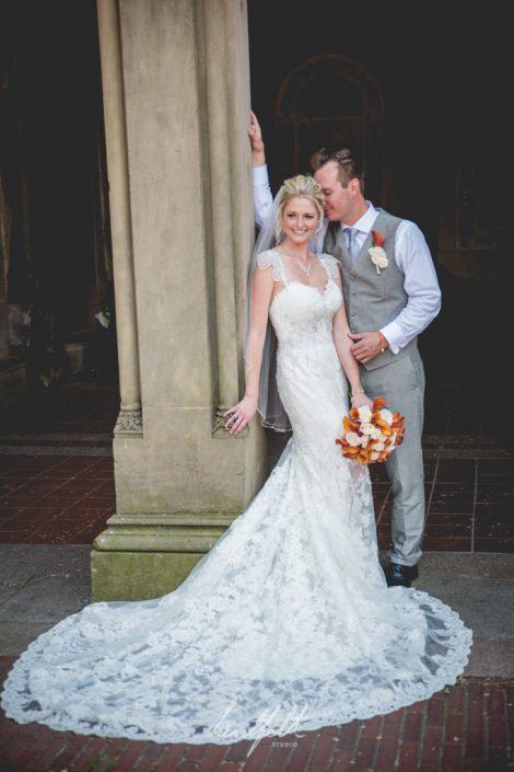 central park wedding planner - bride and groom