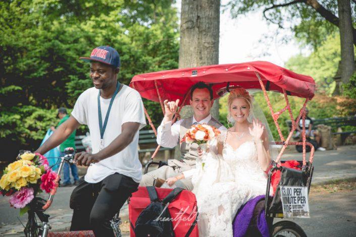 destination wedding central park