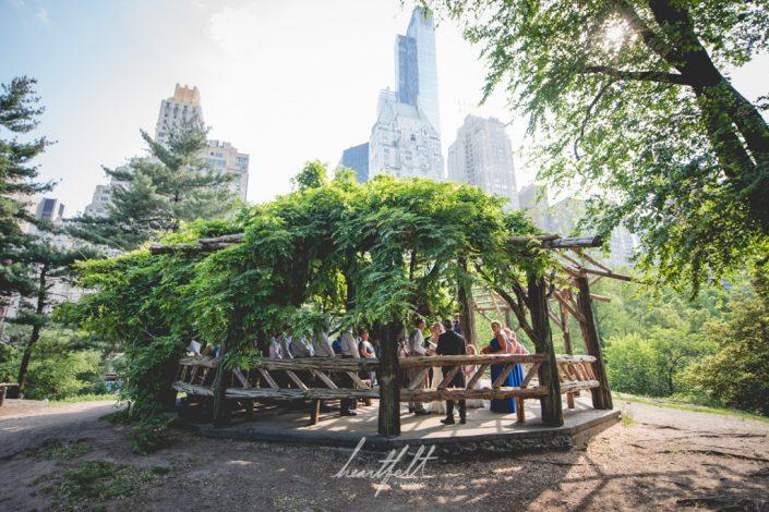 cop cot wedding - NYC wedding planner