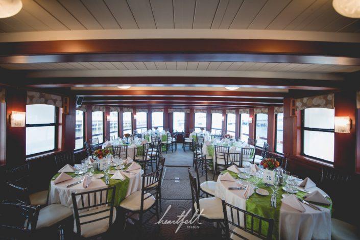 lexington yacht wedding - NYC wedding planner