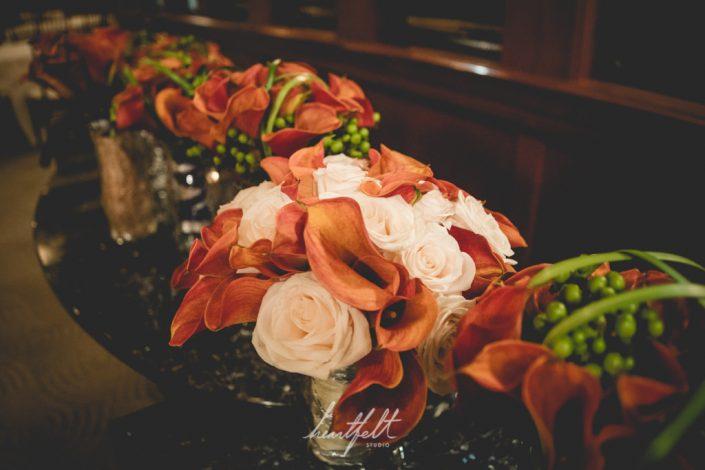 cala lillies - bouquet wedding