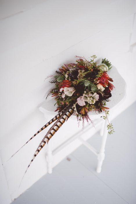 boho bouquet | handsome hollow wedding