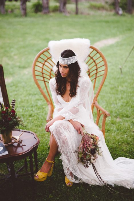 grace love lace bride - handsome hollow wedding