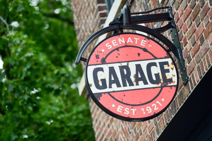senate garage- kingston ny