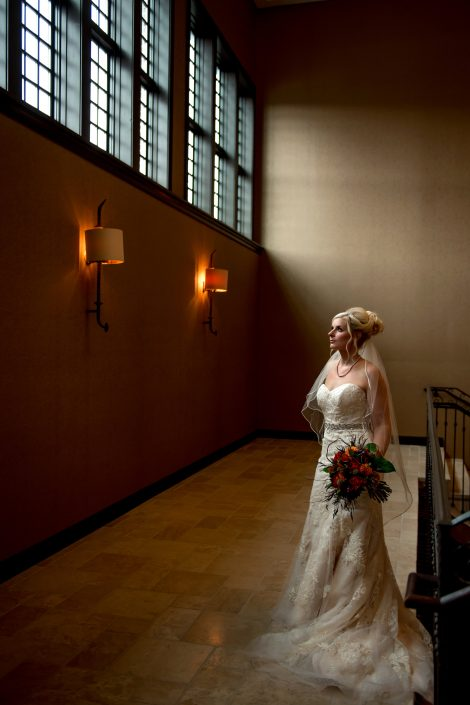 bride - diamond mills wedding