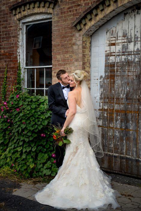 Hudson Valley wedding - Diamond Mills Hotel